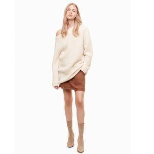 Wilfred Free Brisinger Sweater Teddy Soft S